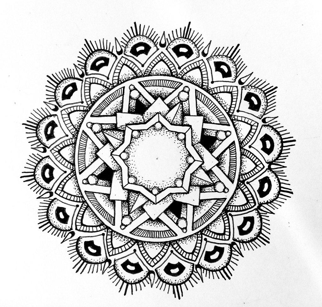 Dot Mandala
