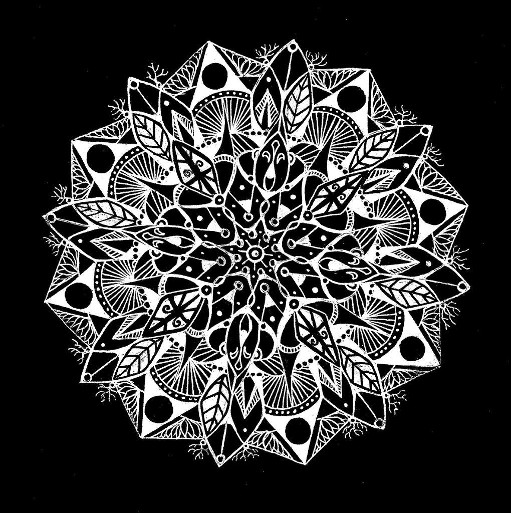 Mandala n°6